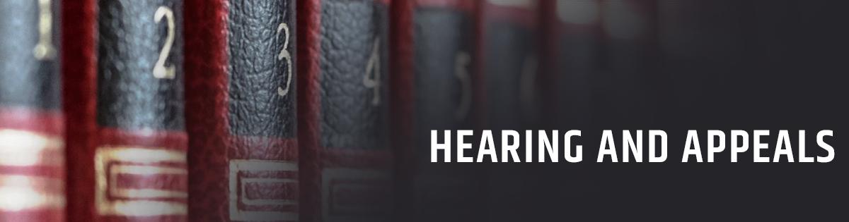 Hearing Appeals Canada