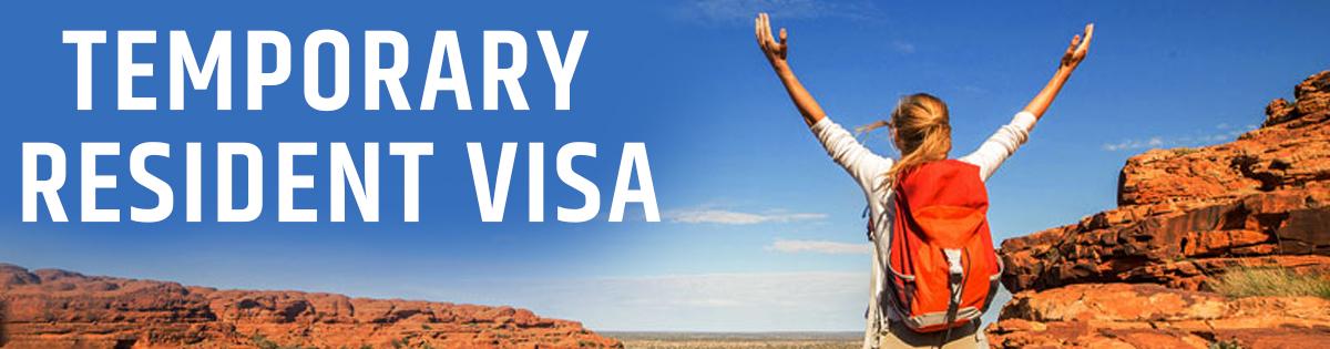 Temporary Resident Visitor Visa