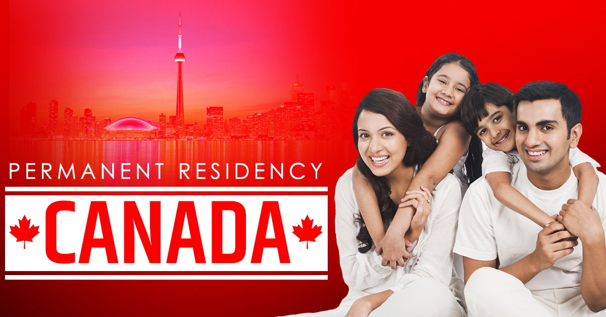 Canada permanent resident(PR